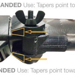 GoldSeekr™_Minelab-SDC2300-EZ-Swing Compact Control Arm