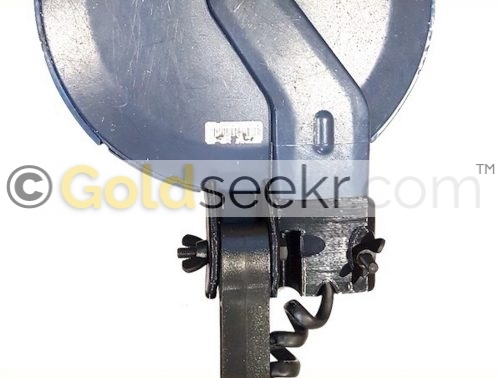 Goldseekr™ Minelab SDC2300 RETRO Coil Adapter SHOE for Coiltek gold extreme Accessory shaft