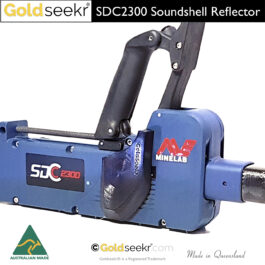 GoldSeekr®_Minelab-SDC2300-SoundShell-Speaker-Reflector