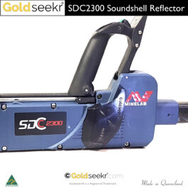 SoundShell Acoustic Reflector – for Minelab SDC2300